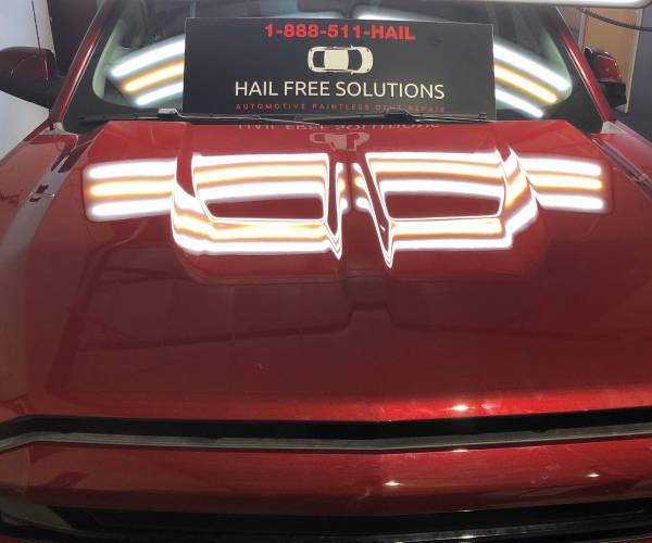 Colorado Springs Auto Hail Repair