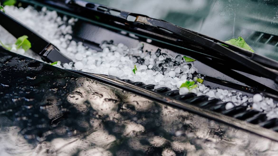 Hailstorms:  Protecting Your Car and Repairing the Damage