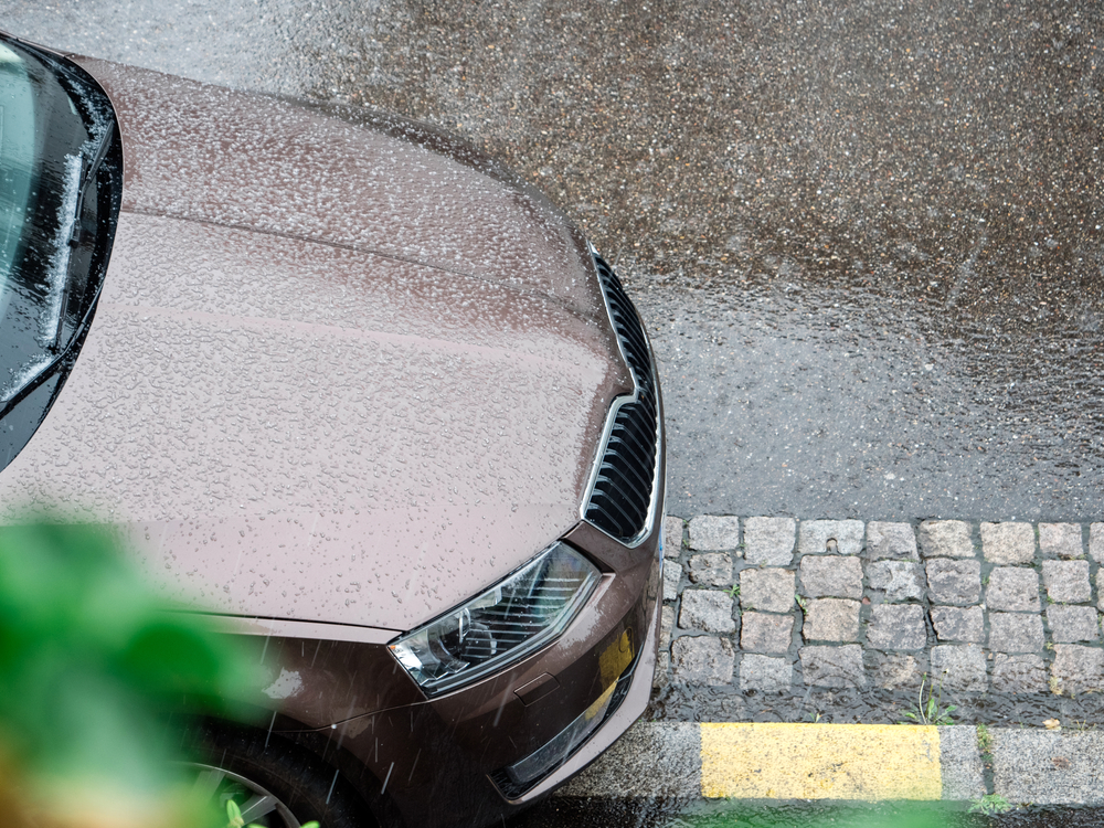 What You Need to Know About Vehicle Hail Damage Insurance in Colorado